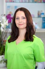 Veronika Leipi - Praxismanagerin